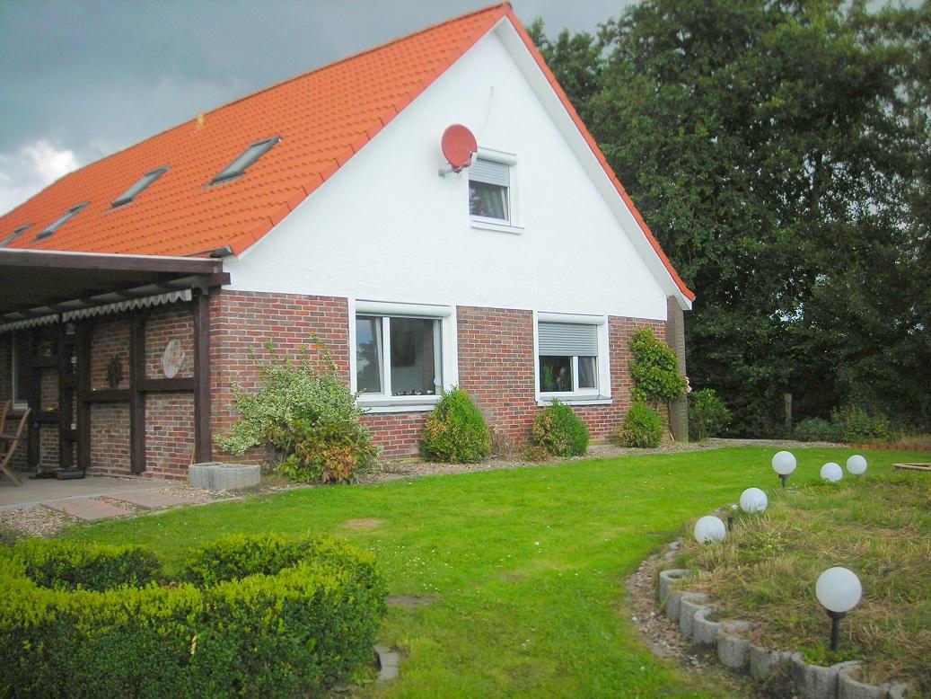 Bensersiel Haus